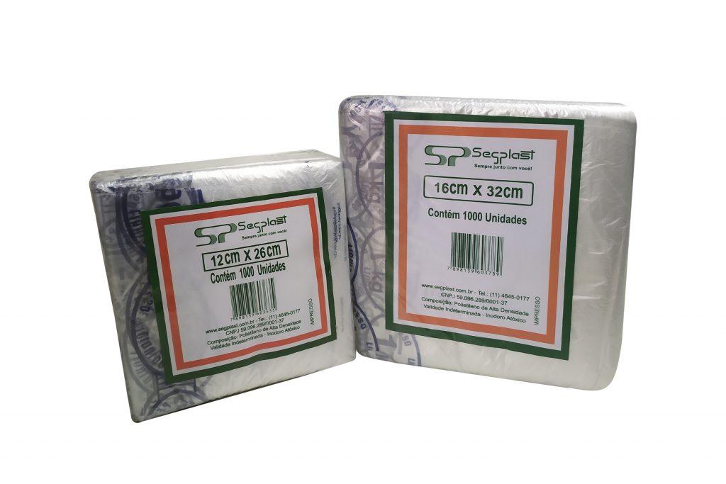 Sacos Transparentes – Linha Impressa – MH