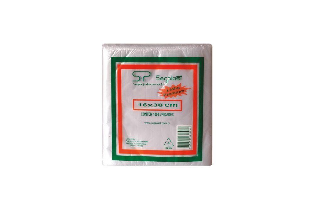 Sacos Plasticos Transparentes – Linha Premium – MH