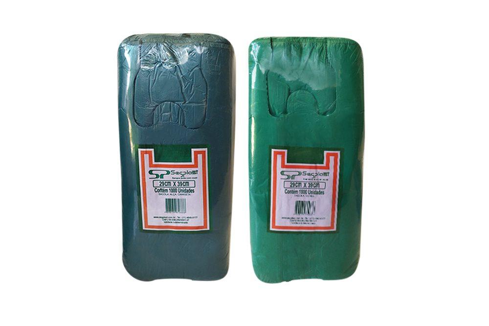 Sacola Reciclada – KG e MH